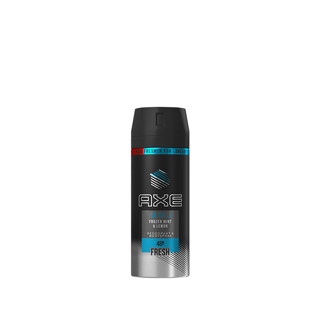 Axe Ice Chill Bodyspray Deodorant