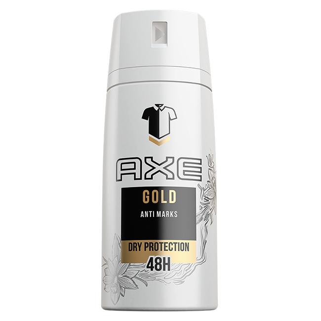 Axe Gold Anti-Transpirant