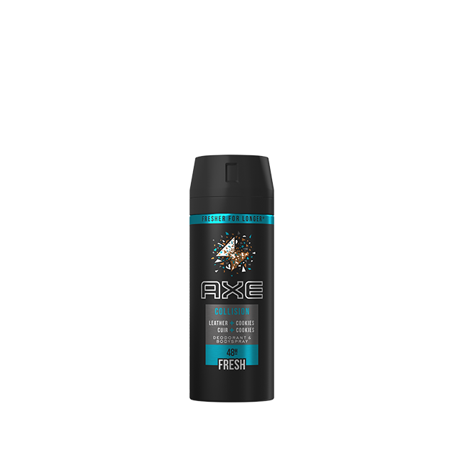 Axe Collision Leather + Cookies Bodyspray